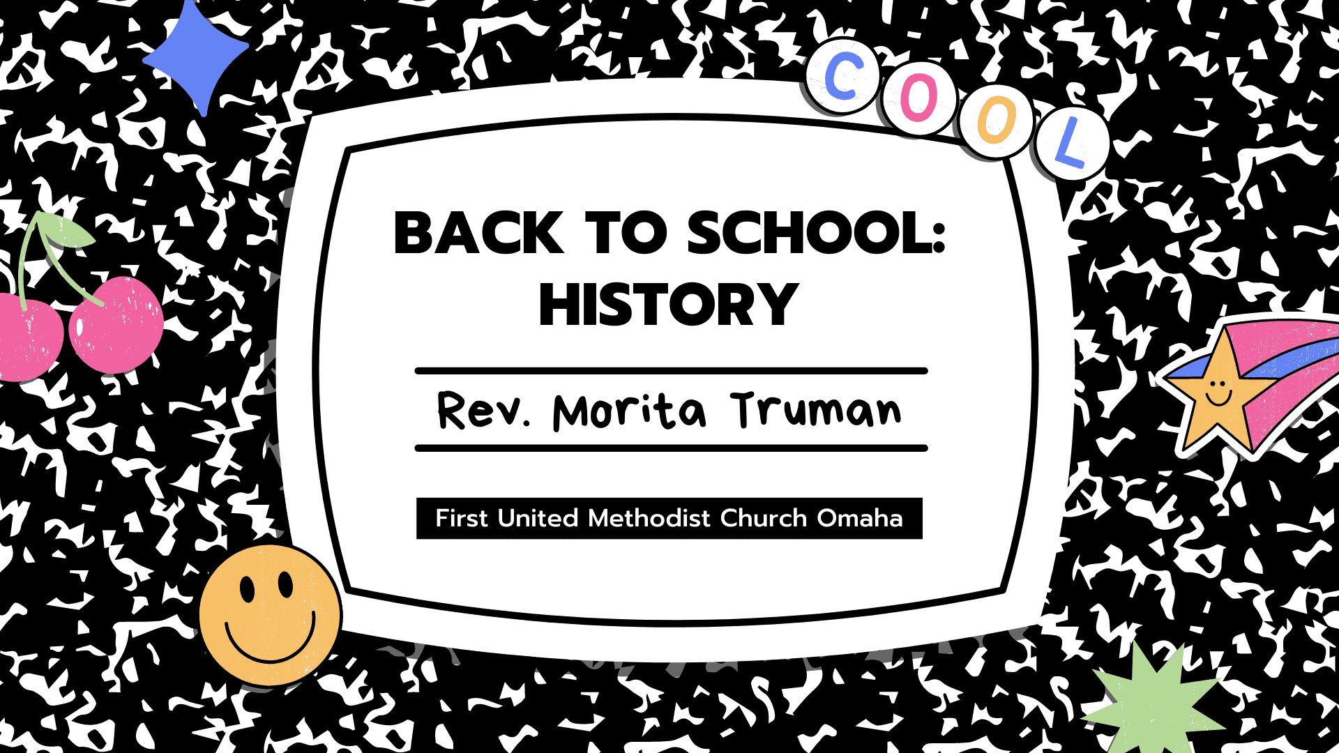 Read more about the article Back to School: History