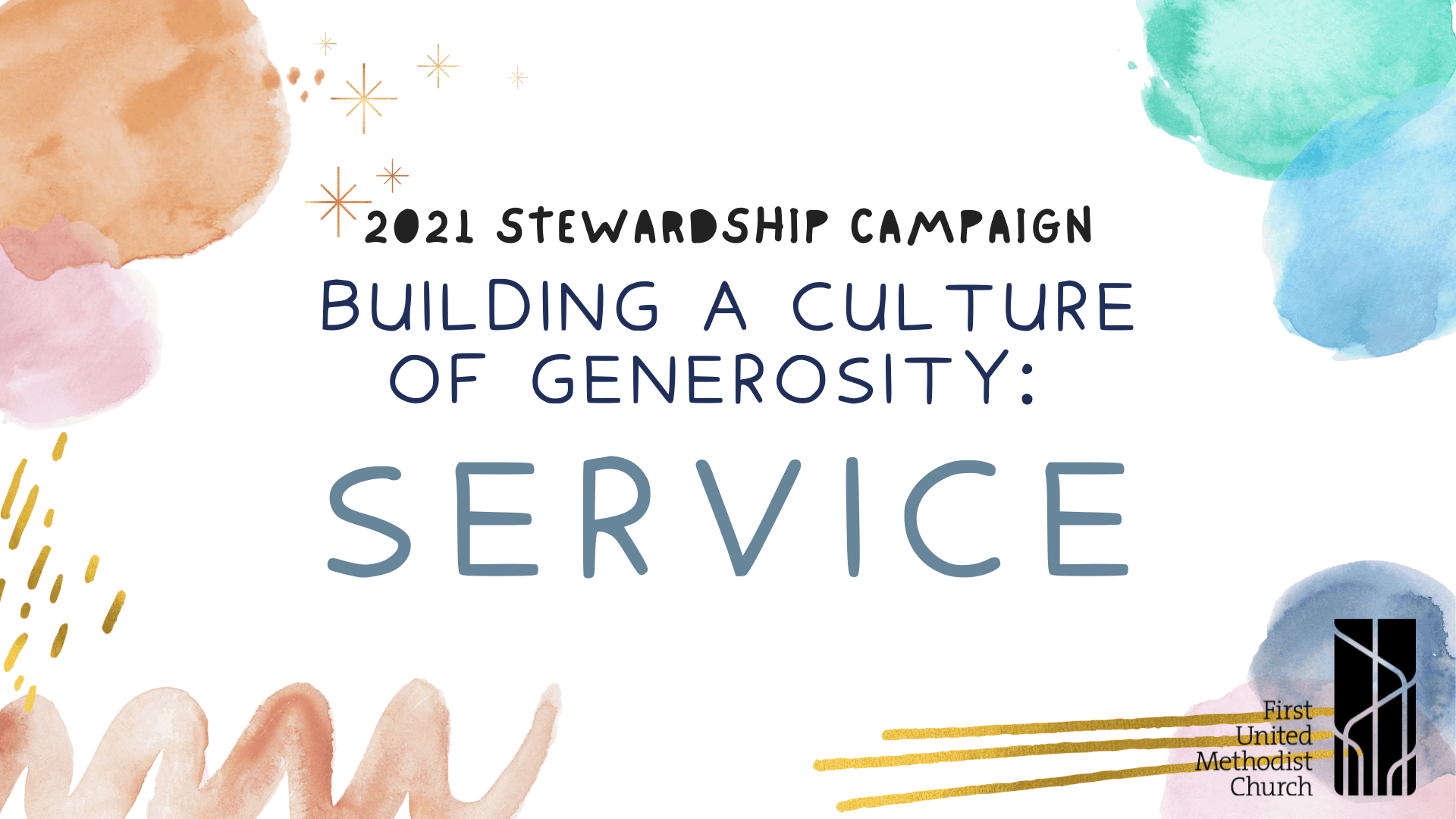 Read more about the article Building a Culture of Generosity: Service